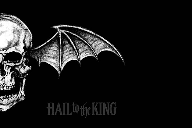 Avenged Sevenfold - Hail to the King Album Cover