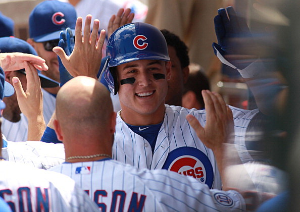 Anthony Rizzo (Phil Velasquez Chicago Tribune/MCT via Getty Images)