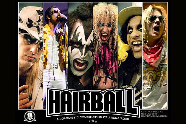 Photo: Hairball
