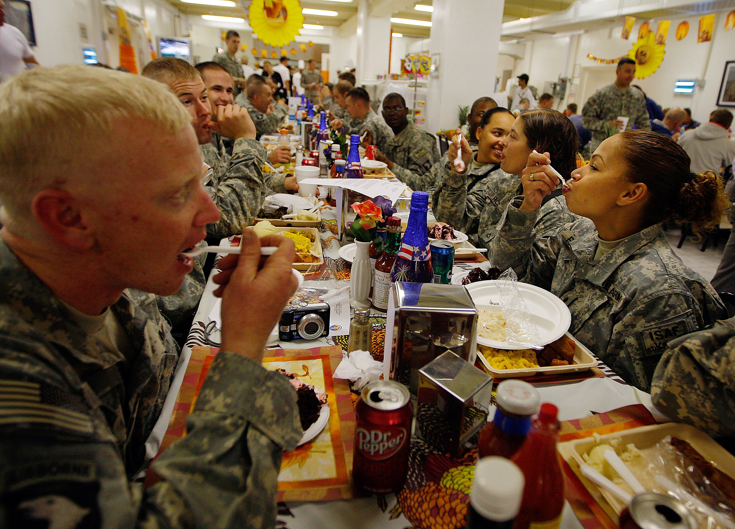 Free Meals and Deals for Veterans in Eastern Iowa
