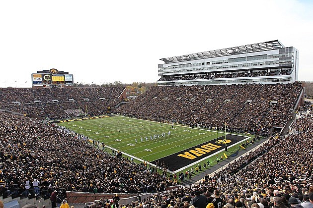 Michigan State v Iowa