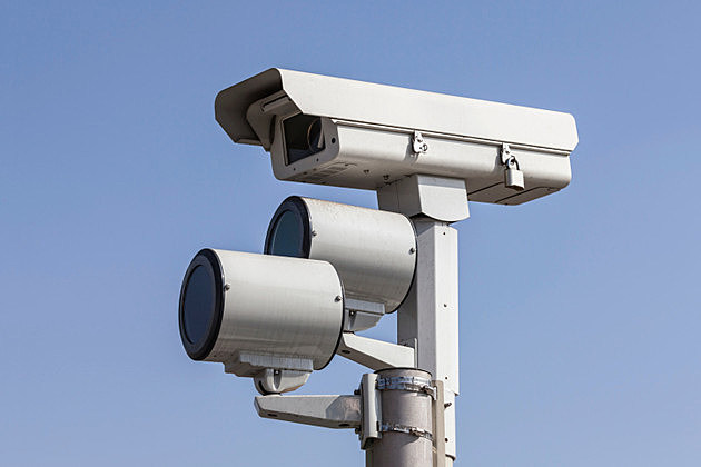 Traffic Camera with Lights